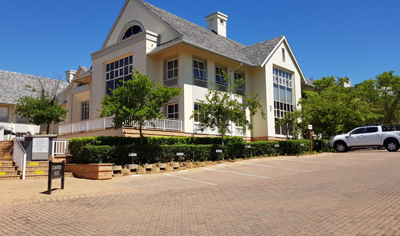 Bright spacious offices in Bryanston